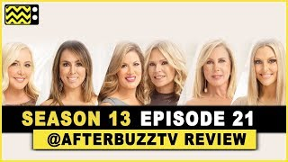 Real Housewives of Orange County Season 13 Episode 21 Review & After Show