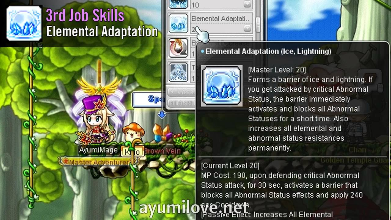 Maplestory Fire Poison Build