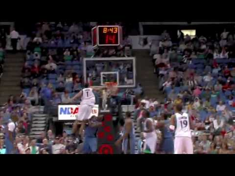 Top 10 Dunks of 2009-10
