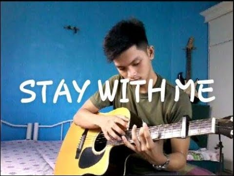 stay with me | goblin ost - chanyeol ft punch - guitar cover (fingerstyle)