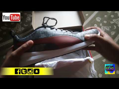 bba983d9980665 Unboxing of puma unisex fun 917 sneakers