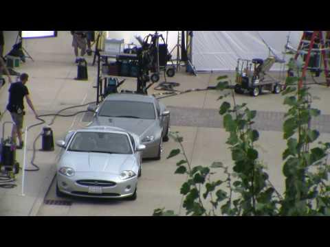 Transformers 3 Milwaukee - Film Set (pt 2)