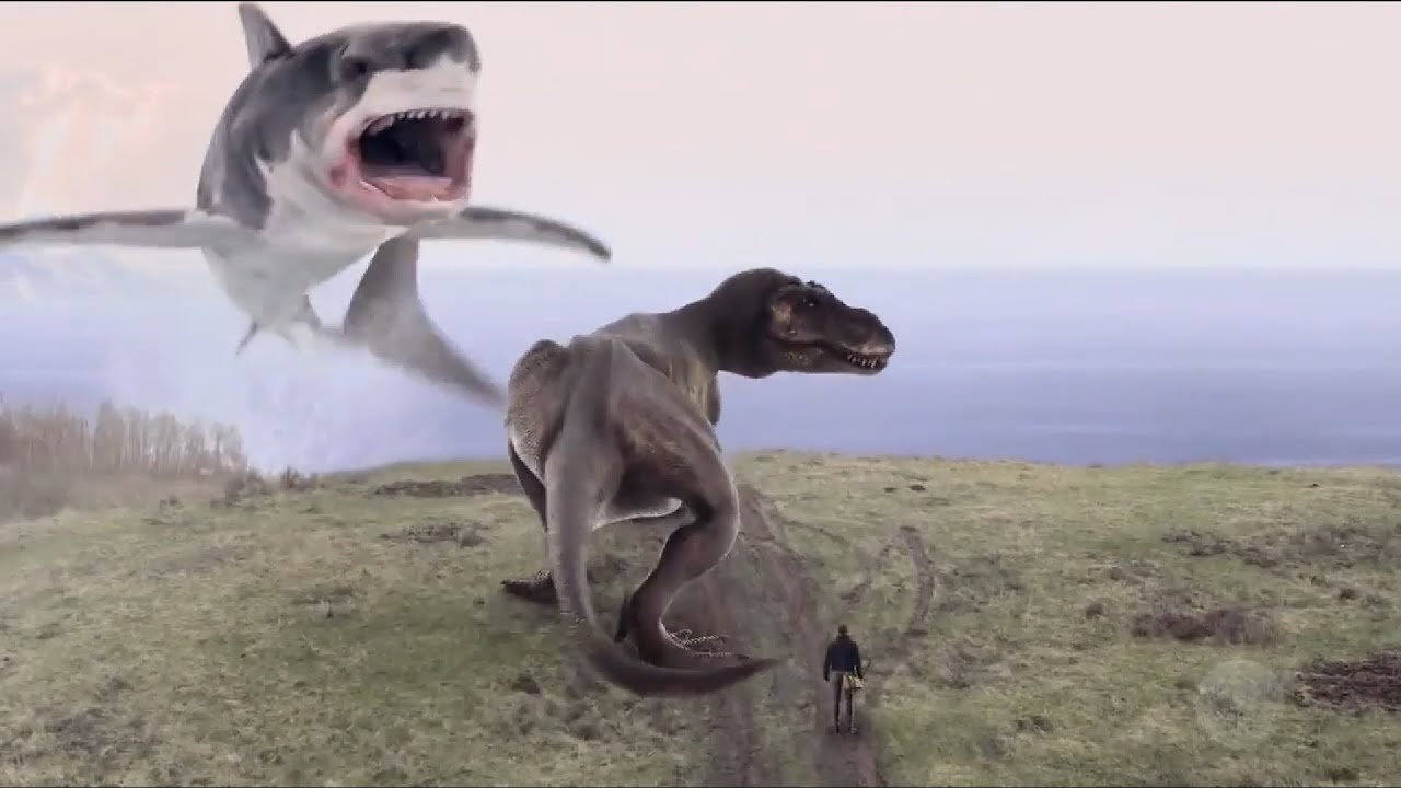 Download Latest Hollywood Movies 'The Last Sharknado 6: It's about time' (2018)In Hindi Dubbed Full HD Movies