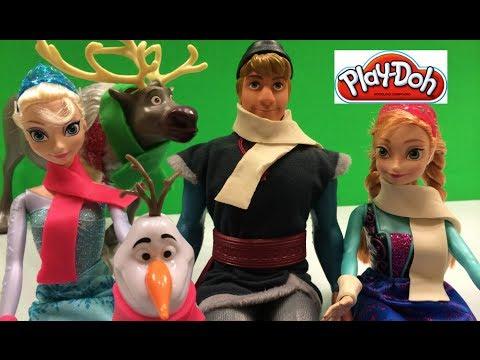 Play Doh Disney Frozen...