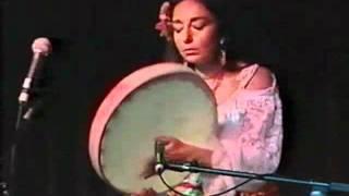 "ALESSANDRA BELLONI ""Tarantata: Ritual Drumming & Dance"""
