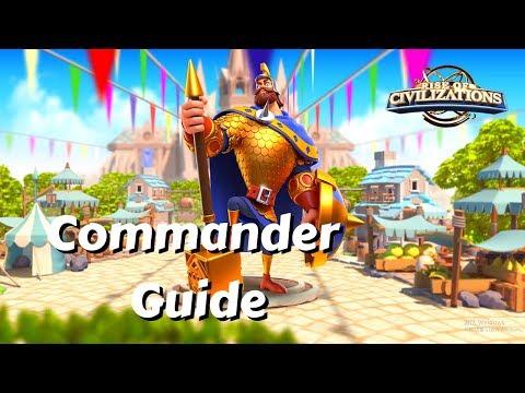 CHARLES MARTEL, TANK like a boss - Full Commander Guide   Rise of Kingdoms