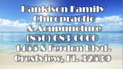 Chiropractor, Accupuncture & Massage Therapy in Crestview, FL