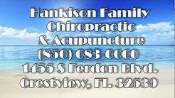 Chiropractor, Accupuncture & Massage Therapy in Crestview, FL