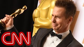 Sam Rockwell at the Oscars: Ebbing is very much like Mayberry thumbnail