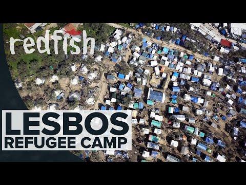 Lesbos Refugee Camp: The Crisis At The EU Border