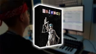 "Making a Fire Trap Beat In Fl Studio 20 Using The Sample & Loop Kit ""Balance"""