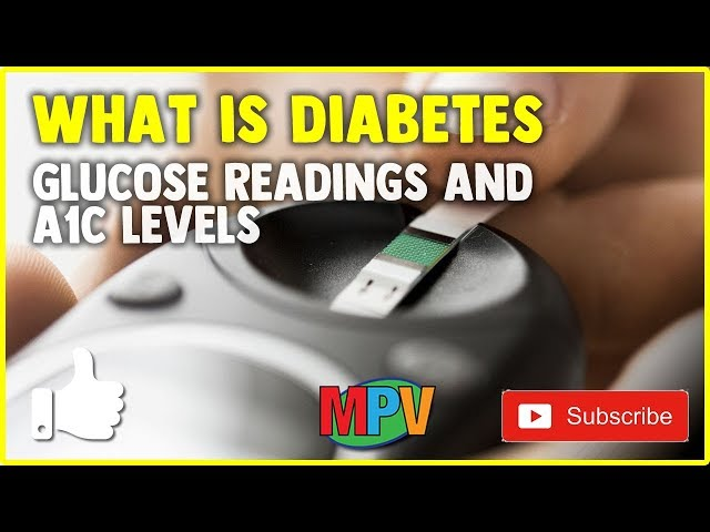 What is Diabetes and Glucose levels (2.17.19) #1239