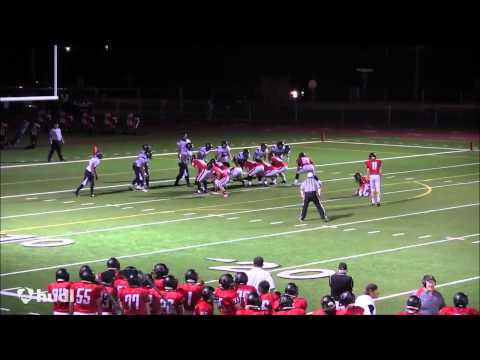 Dillon Johnson's Junior Year Kicking for Orting High School