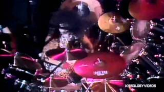 KISS - Eric Carr Drum Solo (Live at Cobo Hall, Animalize Tour) Remastered