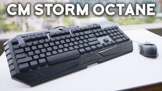 Cooler Master OCTANE Gaming Gear Review | Best Value Keyboard/Mouse Combo!
