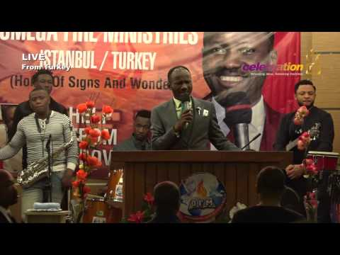 TURKEY PROGRAM Day 1 Morning Session  With Apostle Johnson Suleman