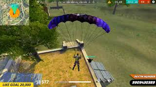 World Best Short Range AWM Master In Free Fire - Garena Free Fire- Total Gaming
