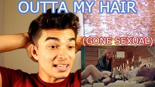 Logan Paul-Outta My Hair (GONE SEXUAL) Reaction