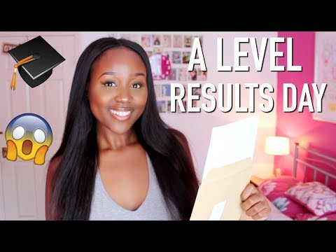 A LEVEL RESULTS DAY 2017! **i went into clearing?!?**