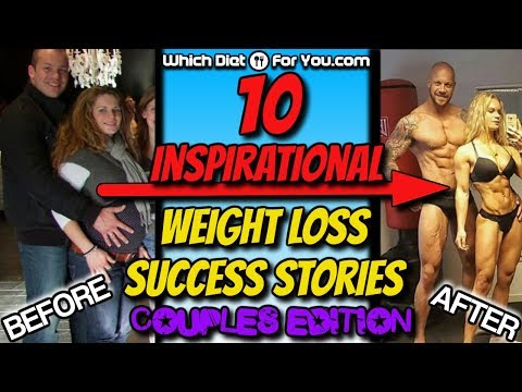10 AMAZING 👫Couples Weight Loss Before and After Success Story Transformations | Ed 1