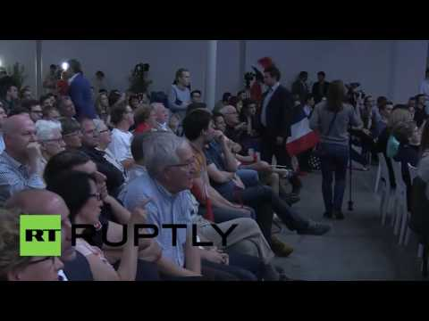 France: Sarkozy criticises 'tyranny of the minority' in speech to Republican party
