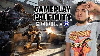 Mi Primera Vez Jugando Call Of Duty MOBILE I Fedelobo