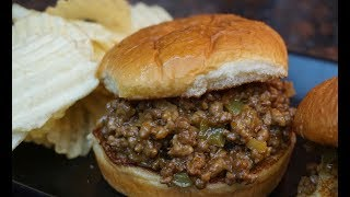 ASMR | One Skillet Meals: Philly Cheese Steak Sloppy Joes ASMR