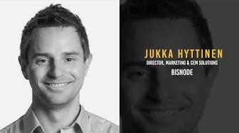 MoneyFintech17 / Bisnode / Jukka Hyttinen