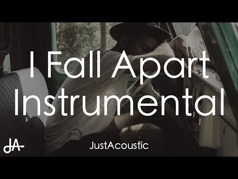 I Fall Apart - Post Malone (Acoustic Instrumental)