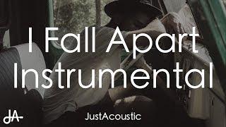 I Fall Apart - Post Malone (Acoustic Instrumental)