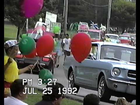 1992 Bright Parade Mother Earth Brigade