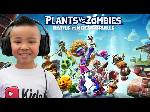 Plants Vs Zombies Battle for Neighborville CKN Gaming |
