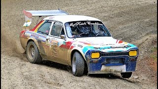 Ford Escort Mk1 with Rotary Engine // 13b NA Rally Classic