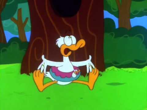 Youtube filmek - Garfield és barátai-5x08-Cicabalhé-A holdon is, meg nem is-A hűtőszekrényben élő szörny