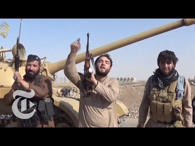 The Evolution of ISIS   The New York Times
