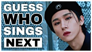 Download GUESS WHO SINGS NEXT | 2021 KPOP SONGS