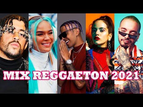 MIX REGGAETON 2021🌊☀️ – LO MAS NUEVO🔥 – BAD BUNNY, KAROL G, RAUW ALEJANDRO, ROSALÍA, J BALVIN