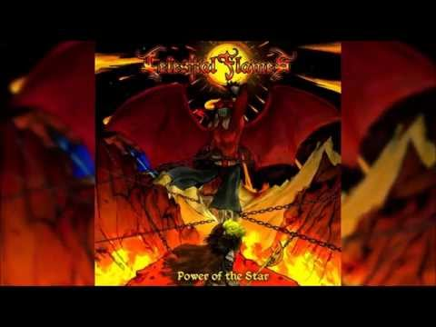 Celestial Flames - Power Of The Star (Full Album) (Epic Power Metal)