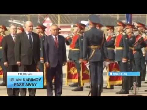 Uzbek President Islam Karimov Dies: Turkey Prime Minister Binali Yildirim to offer condolences
