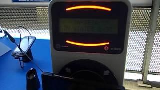 EMT de Madrid - Validación de titulo de transporte mediante telefono móvil
