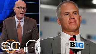 Scott Van Pelt tries to make sense of Maryland keeping DJ Durkin as head coach | SC with SVP