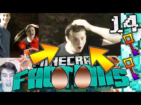 Minecraft Factions Let's Play Episode 14: Egg Disaster!