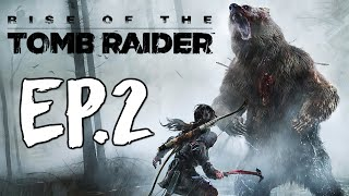Rise of the Tomb Raider - Мы в Сибири! #2