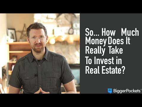 Can You Really Invest in Real Estate W/ No Money Down?