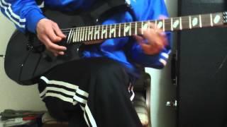 Matias Kupiainen(Stratovarius) - Boogie Time Cover.By Hakuyu