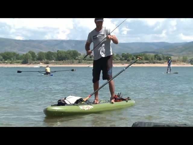 Jackson SUPerFISHal Fishing Paddle Board