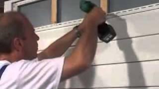 Монтаж сайдинга Vox. Видео №2.(Монтаж польского сайдинга Vox., 2011-01-04T00:39:37.000Z)