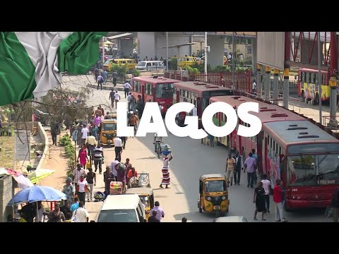 How Nigeria's Lagos - Africa's Richest & Largest MegaCity became congested