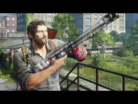 The Last Of Us - All Weapons, Equipment, Reload Animations And Sounds