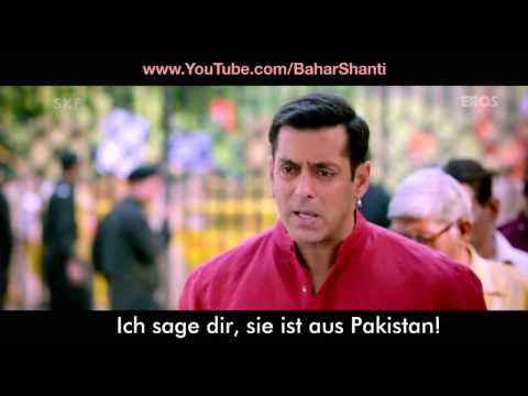 Bajrangi Bhaijaan | Trailer [German/Deutsch]